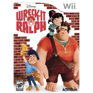 51Dxzggiw5L. AA300  Wreck It Ralph Video Game as low as $24.99