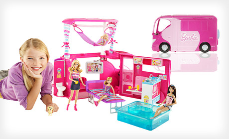 Barbie-Camper
