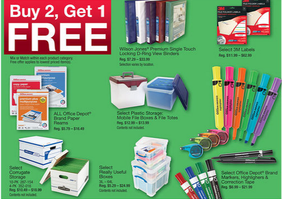 Screen Shot 2012 11 02 at 6.29.48 PM Office Depot Deals for 11/04 11/10