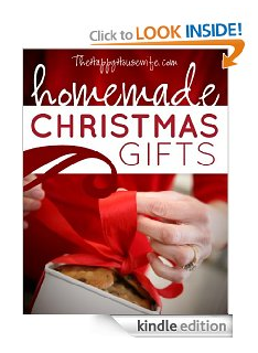 Screen Shot 2012 11 14 at 9.06.54 AM Free Kindle Book: Homemade Christmas Gifts