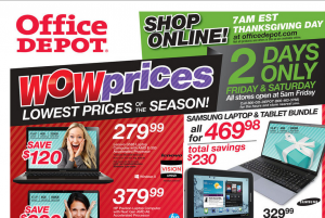 Screen Shot 2012 11 16 at 3.34.45 PM 300x201 Office Depot Black Friday Deals 2012