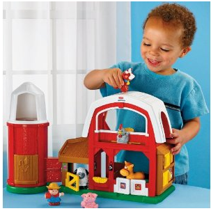 Screen Shot 2012 11 16 at 9.37.31 AM Fisher Price Little People Animal Sounds Farm $29.99 Shipped