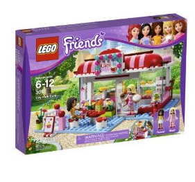 Screen Shot 2012 11 18 at 7.50.25 PM LEGO Friends City Park Cafe $19.40 (35% off)