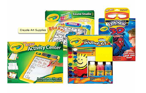 picture about Crayola Coupons Printable referred to as Crayola Printable Discount coupons + Toys R US Black Friday Offers