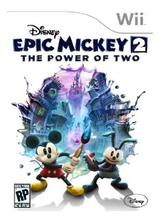 Screen Shot 2012 11 22 at 8.15.43 AM Amazon: Disney Epic Mickey 2: The Power of Two for $29.99