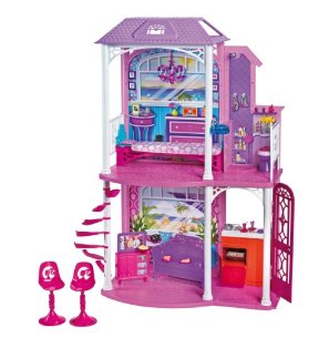 Screen Shot 2012 11 23 at 8.17.41 AM Barbie 2 Story Beach House for $20 (half off!)
