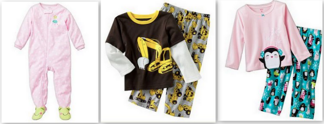 Screen Shot 2012 11 24 at 11.24.32 AM Carters Pajamas for $7.20 each Shipped