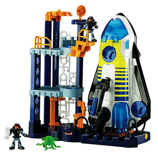 Screen Shot 2012 11 24 at 4.48.20 PM Imaginext Space Shuttle only $20 (50% off)