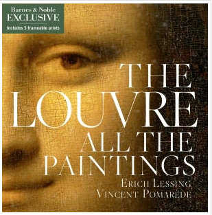 Screen Shot 2012 11 25 at 9.04.18 AM The Louvre: All the Paintings Hardcover book for $26 shipped