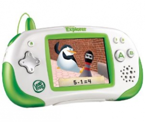 Screen Shot 2012 11 29 at 11.07.23 AM 300x251 LeapFrog Leapster Explorer Learning Game System for $34.99