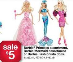 barbie fashionista kmart