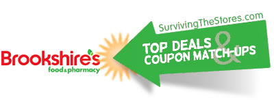 brookshires coupon match ups for the week of 111412 112112 Brookshire's Coupon Match ups For The Week Of 11/14/12 – 11/21/12!