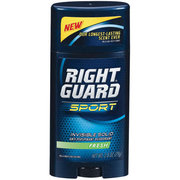 deo Right Guard Deodorant Printable Coupon + Walmart Scenario