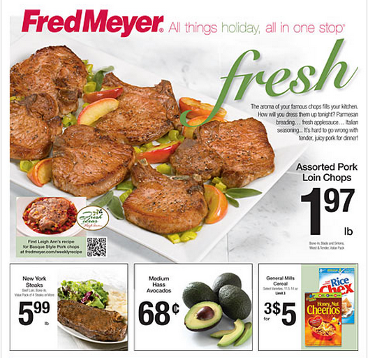 fred meyer deals 1125 1201 Fred Meyer Deals 11/25 12/01