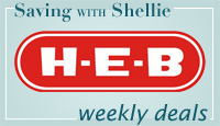 HEB Coupons and Deals (11/14 – 11/22)