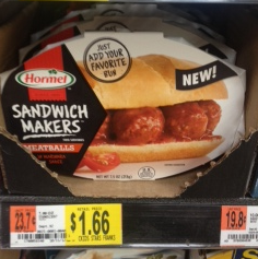 hormel New Hormel Sandwich Maker Coupon + Walmart Deal