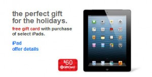 ipad 300x152 Apple iPod Nano and iPad Black Friday Deals Live Now + More