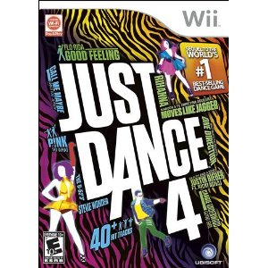 just dance Just Dance 4 for Wii, Xbox and PS3 for $22.99 Shipped