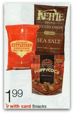 kettle1 New Kettle Brand Potato Chips Coupon + Upcoming Walgreens Scenario