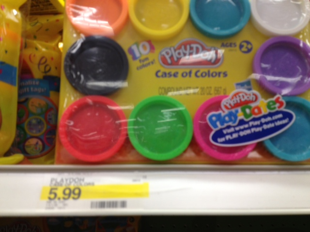 playdoh1 Play Doh Case of Colors Printable Coupon + Target Deal