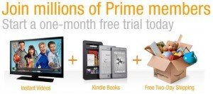 prime members 300x133 Amazon Prime Membership $7.99 Per Month!