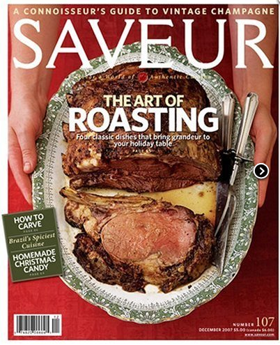 saveuer FREE Saveur Magazine Subscription + 2 FREE Issues of Cosmopolitan Magazine