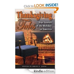 thanksgiving Free Kindle Book| Thanksgiving Tales: True Stories of the Holiday in America