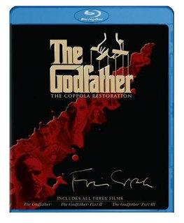 thegodfatherbluraycollection Lord Of The Rings Trilogy and The Godfather Collection Blu ray Deals