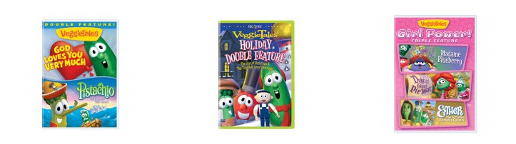 veggie Veggies Tales Black Friday Deals   40% Off Plus FREE Shipping