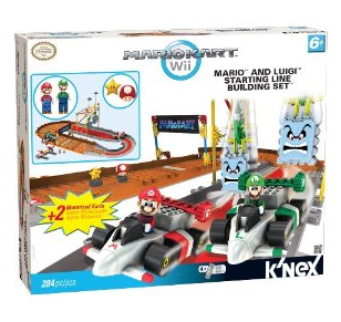 Screen Shot 2012 12 01 at 5.56.29 PM Discounted Mario Kart KNex Building Sets