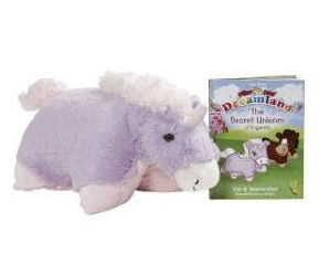 Screen Shot 2012 12 01 at 9.36.18 AM My Pillow Pets Book Engardia And 17 Lavender Unicorn Pillow Pet only $8.98 (reg $32.99)
