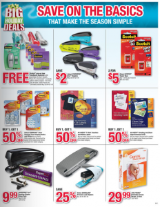 OfficeMax Deals for 12/09-12/15