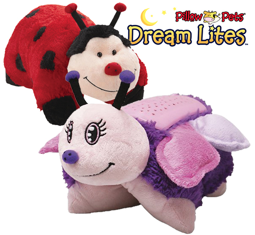 Screen Shot 2012 12 10 at 7.27.29 AM Dream Lites and Bonus 18 X Large Pillow Pet Set only $19.99