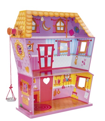 Screen Shot 2012 12 14 at 7.56.26 AM Lalaloopsy Sew Magical House for $74.99 (50% off)