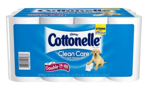 Screen Shot 2012 12 23 at 10.05.47 AM 48 Double Rolls of Cottonelle Toilet Paper for $19.54 Shipped