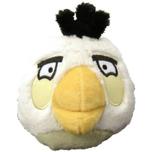 angry bird Angry Birds Plush Toys with Sound for $4.99 (down from $11.99)