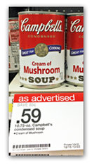 cream soup Campbells Great for Cooking Condensed Cream Soups Deal at Target