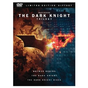 dark knight The Dark Knight Trilogy DVD Set for $19.96