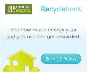 greener gadget
