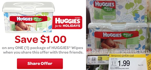 huggies wipes target
