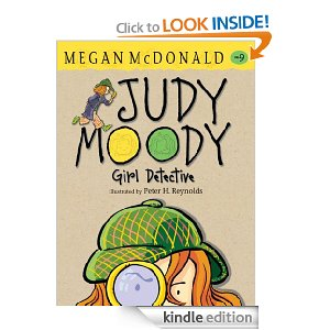 judy moody Judy Moody Kindle Books for $1.99 (Reg $5.99)