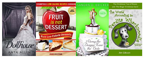 kindle ebooks Free Kindle Books | Dollhouse, Fruit is not Dessert, Peek A Boo Jungle, The Goddess Hunt and Many More