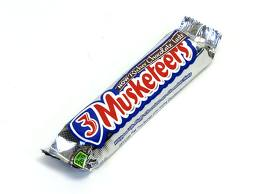 3 Musketeers Candy coupons