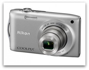 nikon 300x235 Nikon Silver S3200 Digital Camera for $69 Shipped