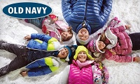 Old Navy & Gap.com – 30% off your entire purchase