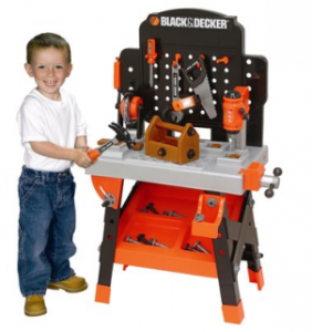 workshop 282x300 Black & Decker Junior Power Workshop for $35 Shipped + ($7 Discount Code Plus More Top Toys of Year)