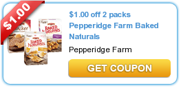 1 002 pepperidge farm baked naturals coupon big y deal $1.00/2 Pepperidge Farm Baked Naturals Coupon + Big Y Deal