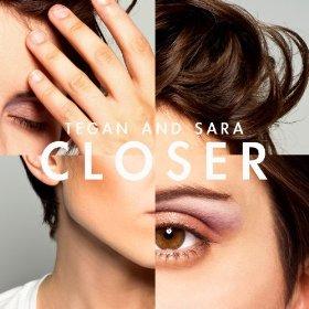 Tegan and sara closer (remixed) (cd, single, promo) | discogs.