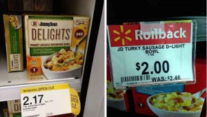 Jimmy Dean Delights 300x170 Jimmy Dean Delights Coupon| FREE at Walmart and 17¢ at Target