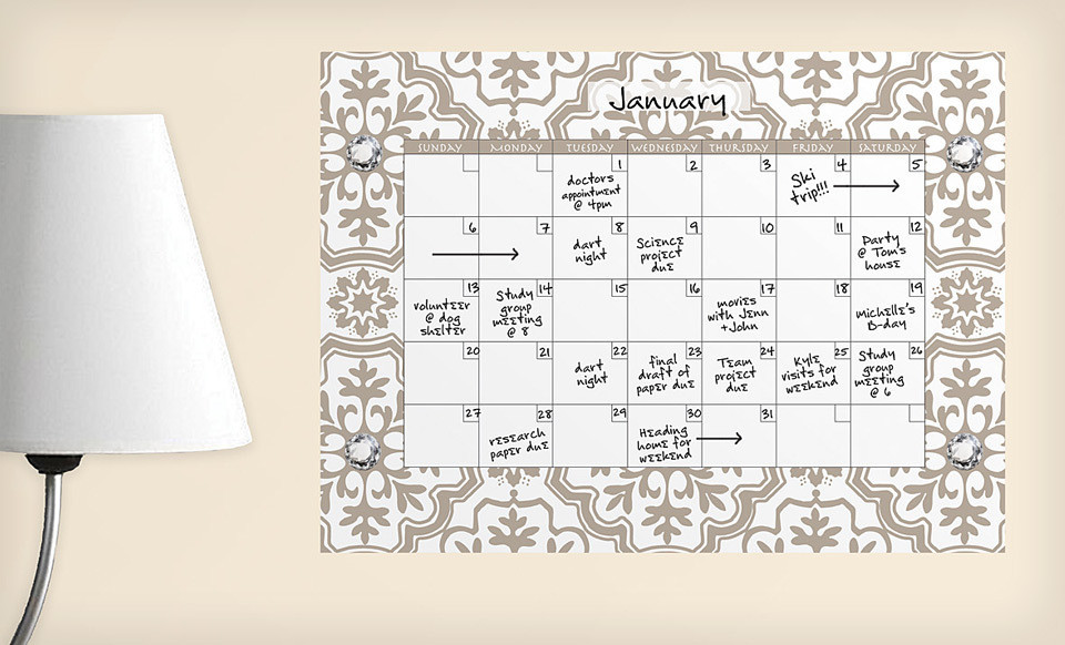 RackMultipart20130124 22744 12wvjww wide WallPops Dry Erase Calendars, Boards, or Maps for $9
